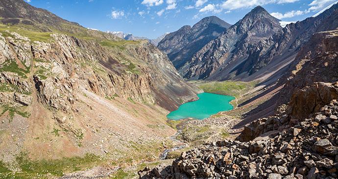 Tien Shan Kyrgyzstan