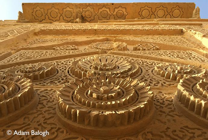 Mirzaisa Khan Makli Hill Monuments Pakistan Adam Balogh