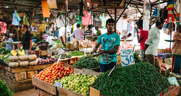 Market tour Sri Lanka © TravelLocal