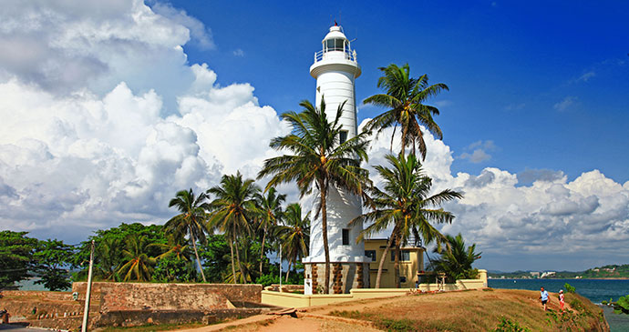 lighthouse galle fort sri lanka by leoks shutterstock