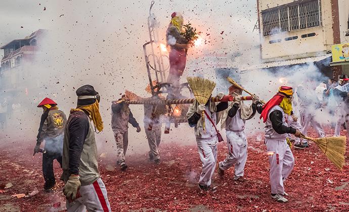 Han Dan Festival Taitung Taiwan by elwynn Shutterstock
