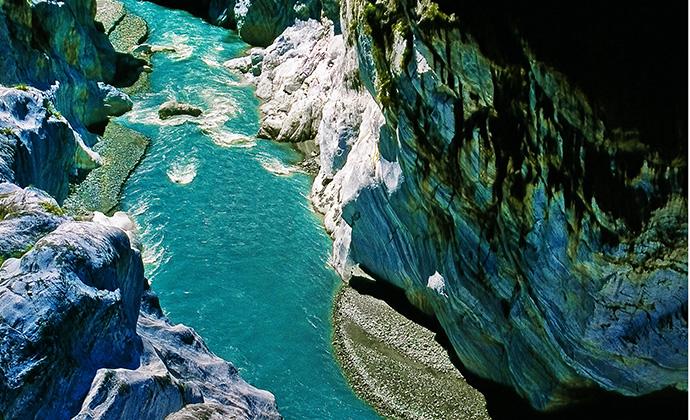 Taroko Gorge, Taiwan, by Taiwan Tourism
