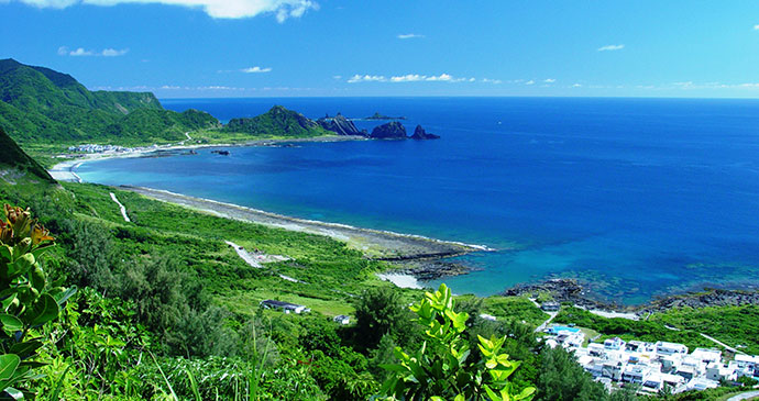 coastline Taiwan by Taiwan Tourism