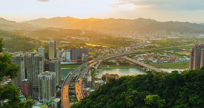 highway taipei taiwan by Richie Chan Shutterstock