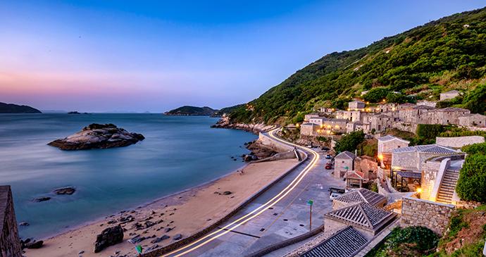 Matsu Islands Taiwan by CHC3537 Shutterstock