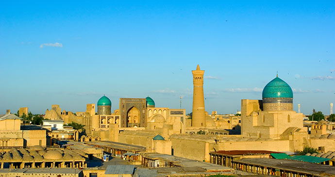 bukhara skyline Uzbekistan by Anton Starikov, Dreamstime