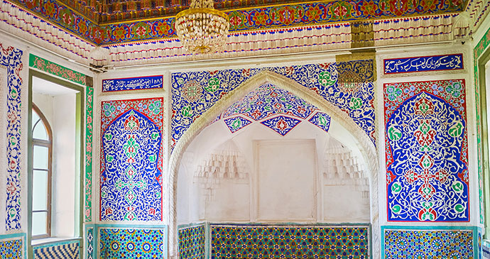 Khudayar Khan Palace Kokand Uzbekistan by Evgeniy Agarkov Dreamstime