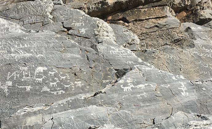 Sentob's petroglyphs Maximum Exposure Productions