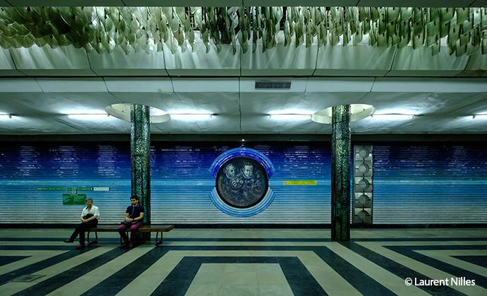 Tashkent Metro Laurent Nilles