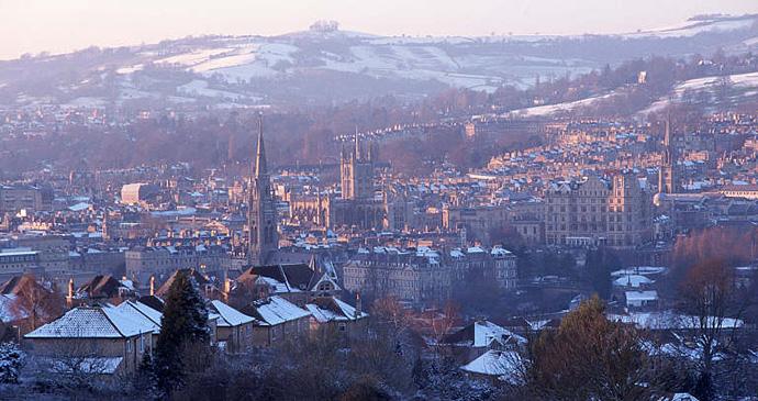 Bath, England by visitbath.co.uk