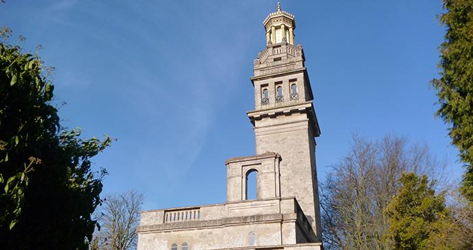 Beckford's Tower, Bath, England by Bath Museums