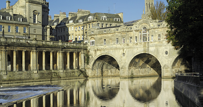 Pulteney Bridge, Bath, England by visitbath.co.uk, Bath Tourism Plus, Colin Hawkins