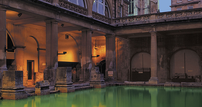 Roman Bath, Bath, England by visitbath.co.uk, Bath Tourism Plus