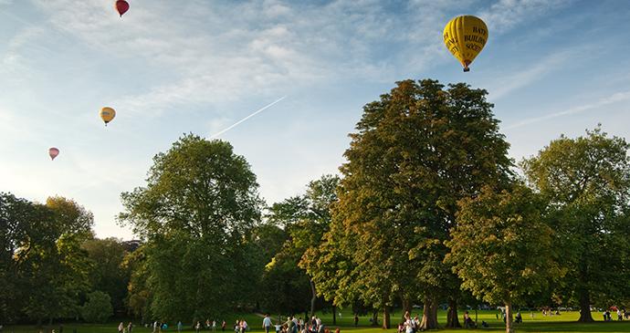 Royal Victoria Park, Bath, England by visitbath.co.uk, Bath Tourism Plus, Colin Hawkins