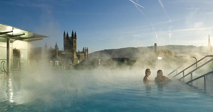 Thermae Bath Spa, Bath, England by visitbath.co.uk, Bath Tourism Plus, Colin Hawkins