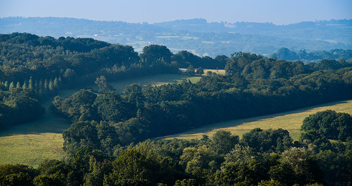 Burwash, the High Weald, Sussex, South East England by Fraser Elliott, Flickr