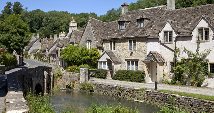 Castle Combe. Wiltshire, Cotswolds, England by www.visitwiltshire.co.uk