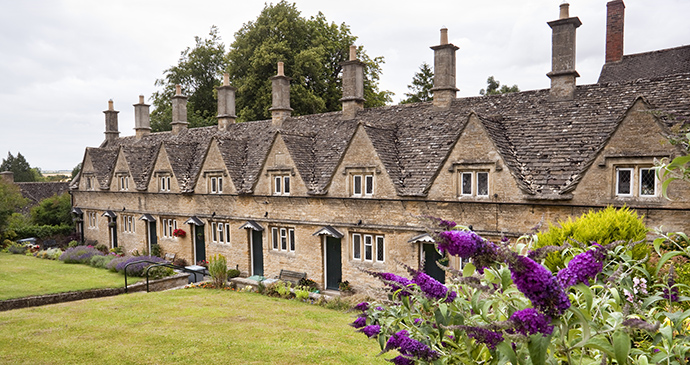 Almshouses, Chipping Norton, Cotswolds, England by The Oxfordshire Cotswolds