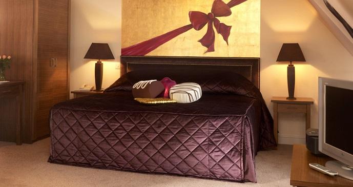 Chocolate room © Three Ways House Hotel