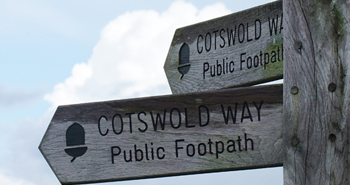 Cotswold Way, England by Caroline Mills