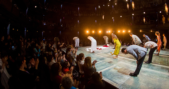 Performance, Stratford Upon Avon, Cotswolds, England by Royal Shakespeare Comany