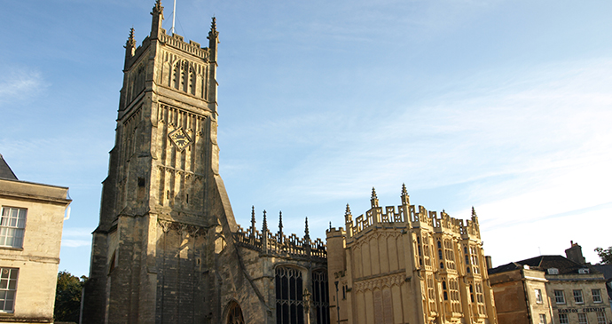 Church of St John the Baptist, Cirencester © Guy Jackson
