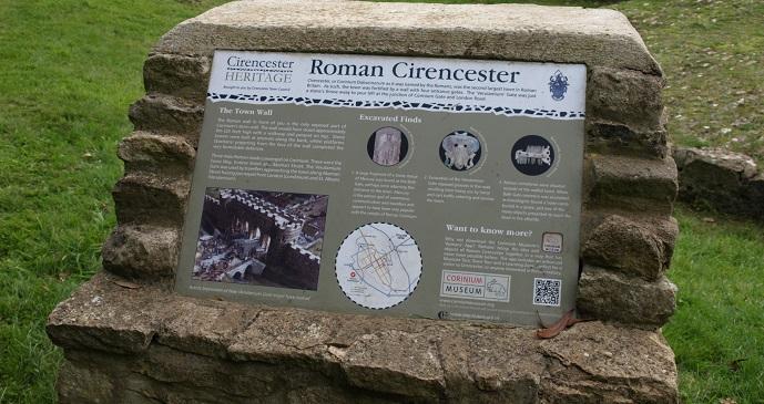 Roman tour  © Guy Jackson