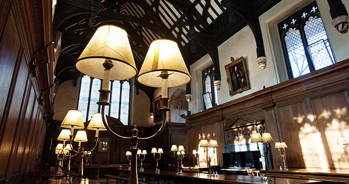 Corpus Christi College Oxford England UK by Jorge Ryan