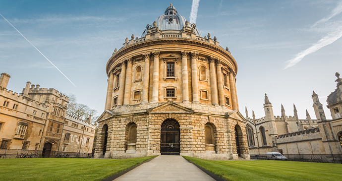 Radcliffe Camera, Oxford, England by Experience Oxfordshire