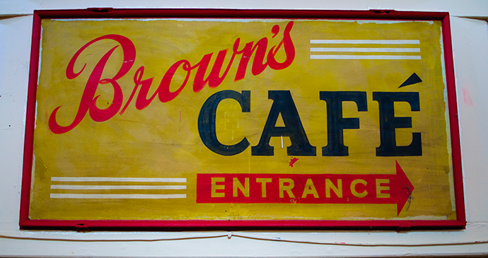 Brown's Covered Market Oxford England UK by Richard Gillin, Flickr