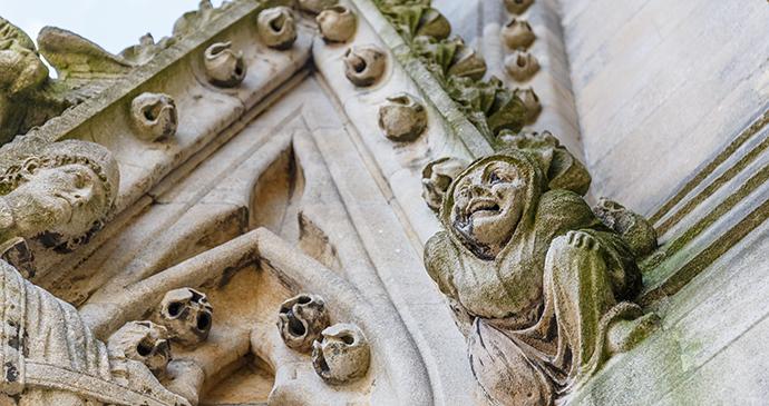 Gargoyle Oxford UK by Alexey Fedorenko Shutterstock