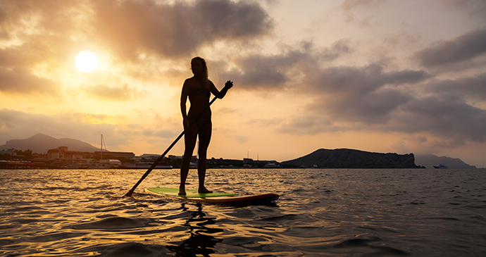 Best paddleboard routes UK Britain England Wales by jeff, Shutterstock