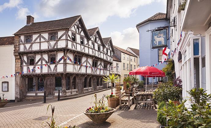 Axbridge Somerset by travellinglight iStock