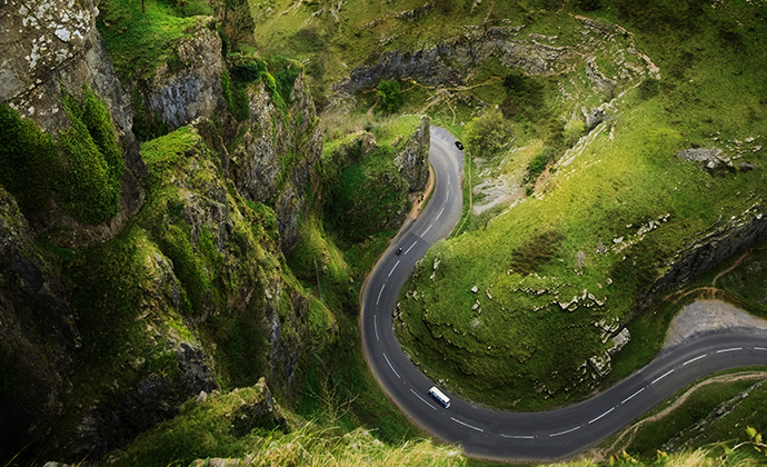 Cheddar Gorge Somerset by christographerowens Shutterstock