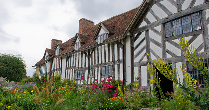 Mary Arden's Farm, Stratford-upon-Avon, England by Shakespeare Birthplace Trust