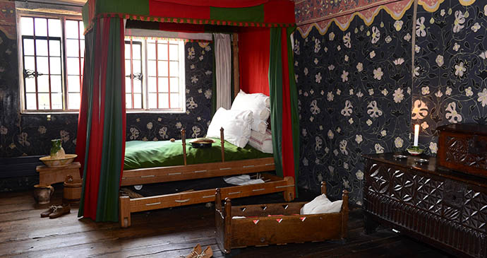 Shakespeare's Birthplace, Stratford, England by Shakespeare Birthplace Trust