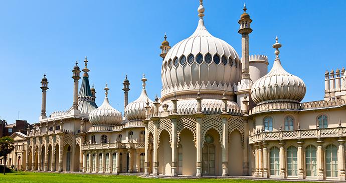 Brighton Pavilion, Brighton, Sussex by Dmitry Naumov, Dreamstime