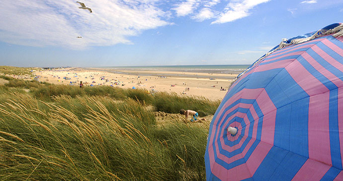 Camber Sands, Sussex, by Visit England