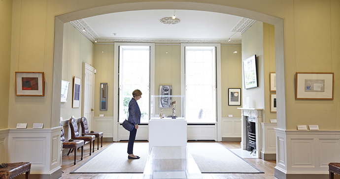 Pallant House Gallery, Chichester, Sussex, England by Pallant House Gallery