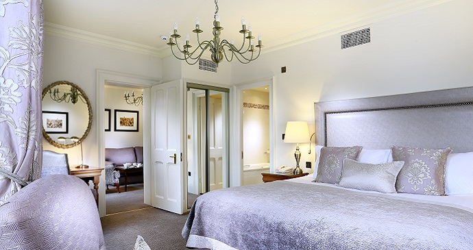 Classic Suite, The Macdonald Randolph Hotel, Oxford, UK