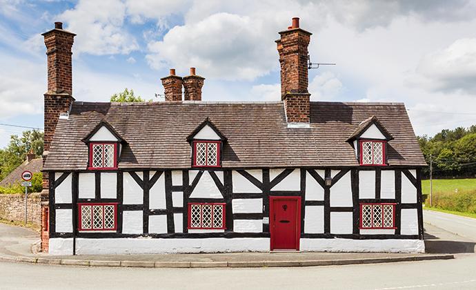 Beeston Cheshire England by Joe WainwrightPhotography