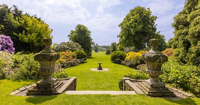Arley Hall Cheshire England by Debu55y, Shutterstock