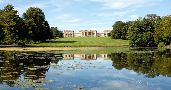 Stowe House Chilterns by Skowronek Shutterstock