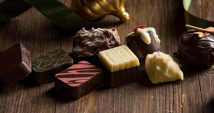Chocolates Chilterns by Auberge du Chocolat