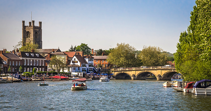 Henley on Thames Chilterns by Sharad Raval Shutterstock