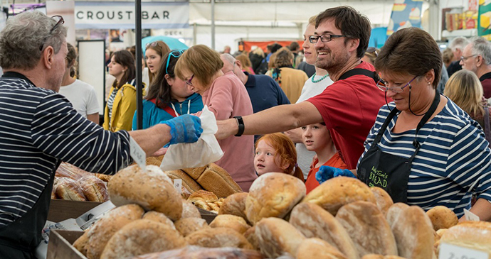 Truro Food Festival Cornwall by Visit Cornwall