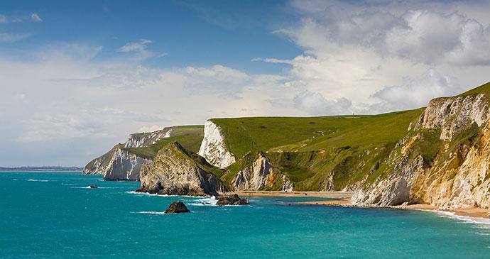 Jurassic Coast Dorset UK by John, Shutterstock