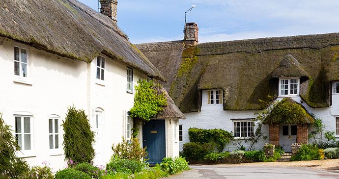 Shitterton, Dorset, England, British Isles © Ian Woolcock, Shutterstock