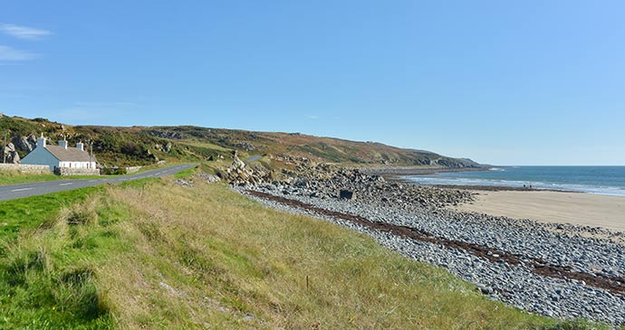 Auchenmalg shore Dumfries and Galloway by Stephen Jolly
