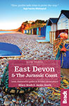 Slow Travel East Devon and the Jurassic Coast the Bradt Guide by Hilary Bradt